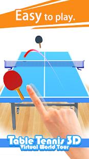 تحميل لعبة table tennis champion مهكرة