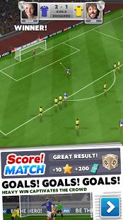 تحميل لعبة score match مهكرة