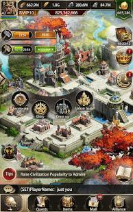 تحميل لعبة clash of kings